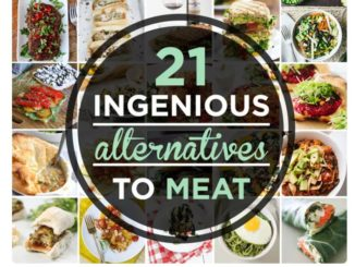 Best websites to find meat alternative recipes