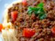 Meat substitute ground meat